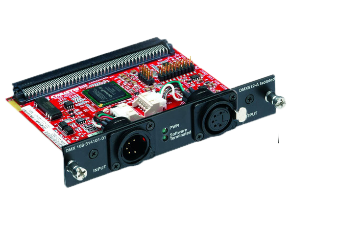 DMX512 Interface Card