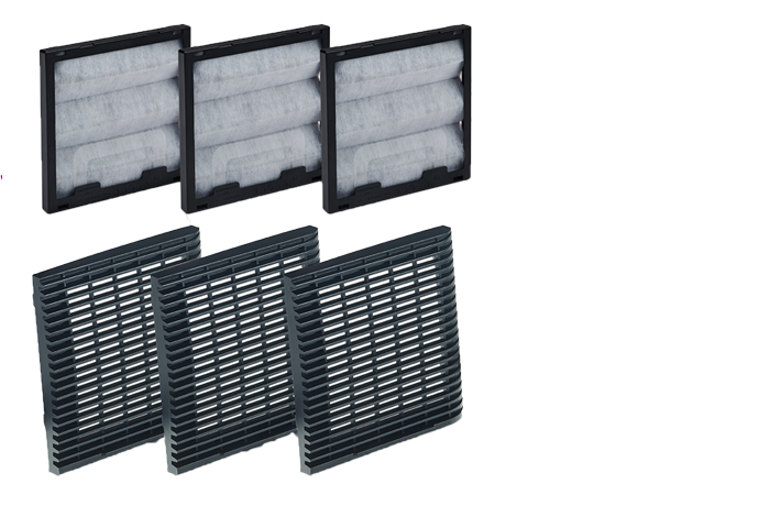 Fog Filter starter kit with covers | Christie - Audio Visual Solutions