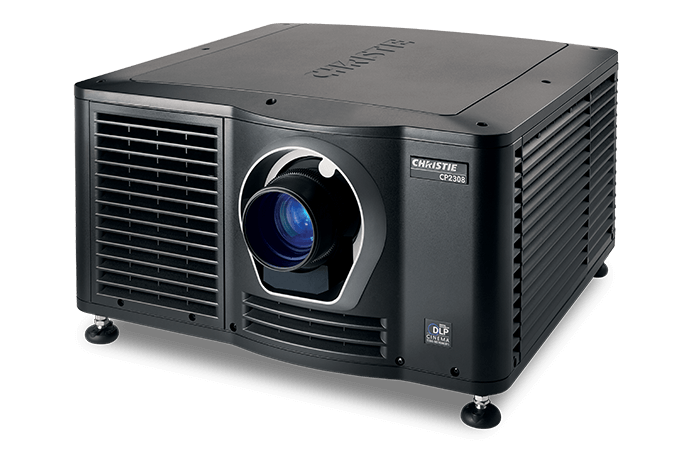 Christie CP2308 digital cinema projector | Christie - Audio Visual Solutions