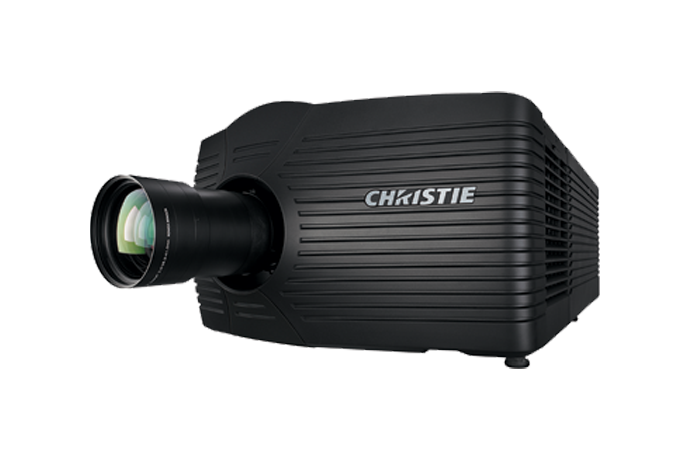 Christie D4K2560 HFR 3DLP 4K Projector | Christie – Visual Solutions