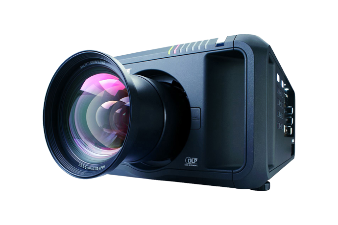 Christie DHD700 1chip DLP® projector | Christie Visual Solutions