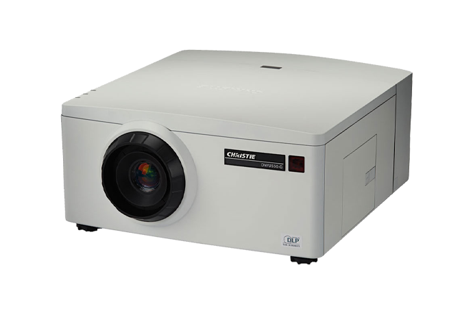 Christie DWU550-G | Christie - Visual Solutions