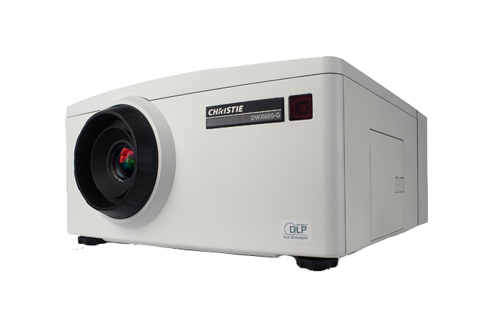 Christie DWX600-G | Christie - Visual Display Solutions