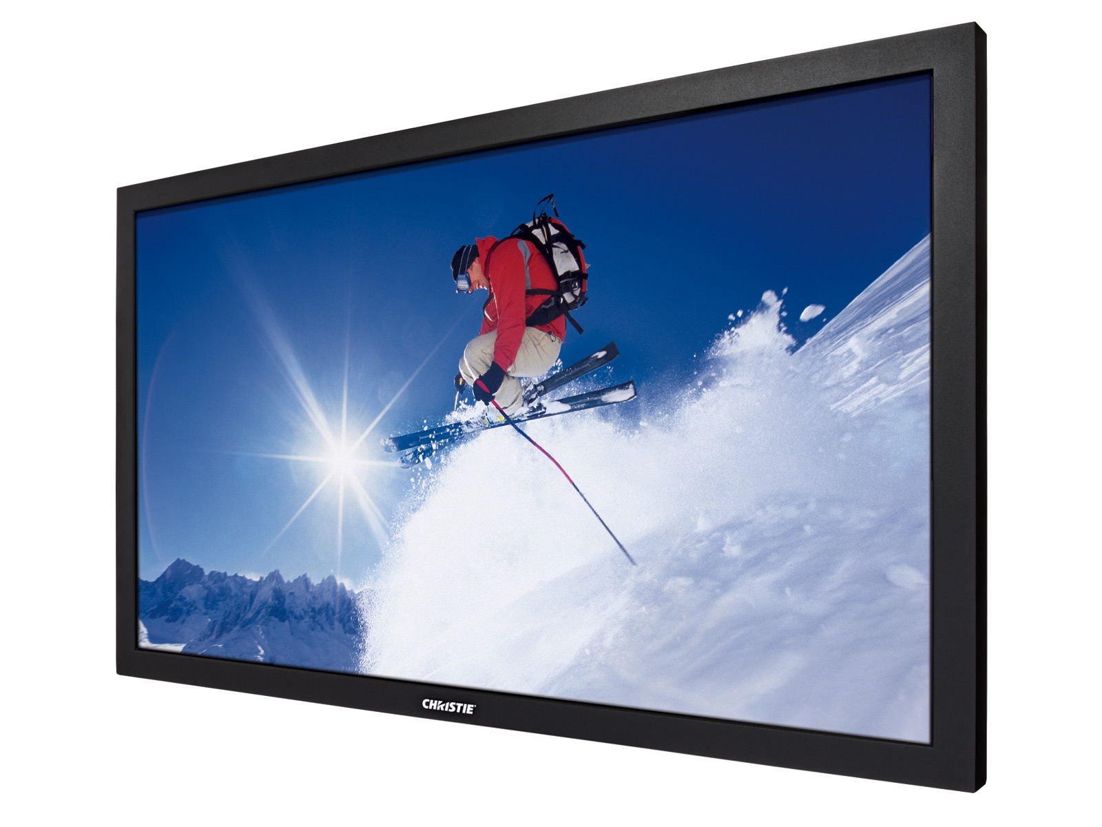 "55"" HD LCD flat panel outdoor display 