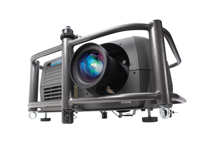 Roadie HD8Kc 3DLP® projector | Christie - Visual Display Solutions