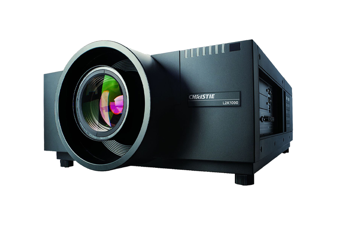 Christie L2K1000 LCD 2K Projector | Christie - Visual Display Solutions