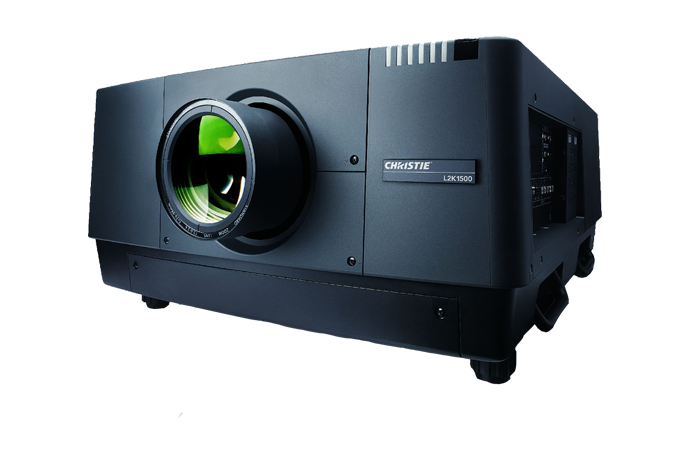 Christie L2K1500 LCD 2K Projector | Christie - Visual Solutions