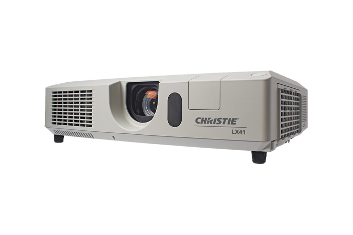Christie LW41 LCD projector | Christie - Visual Solutions
