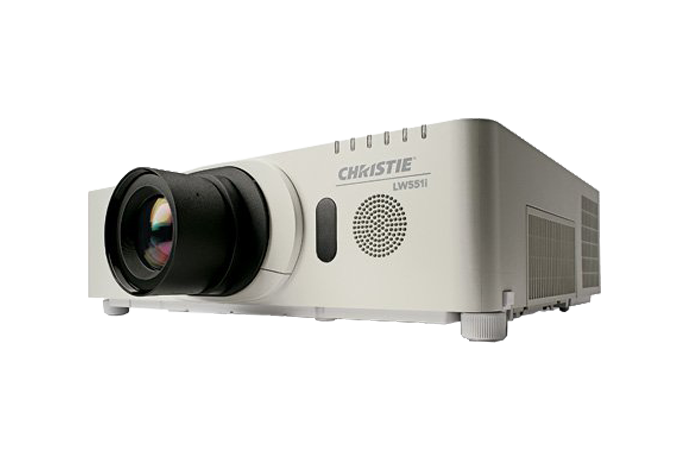 Christie LW551i 3LCD projector | Christie - Visual Solutions