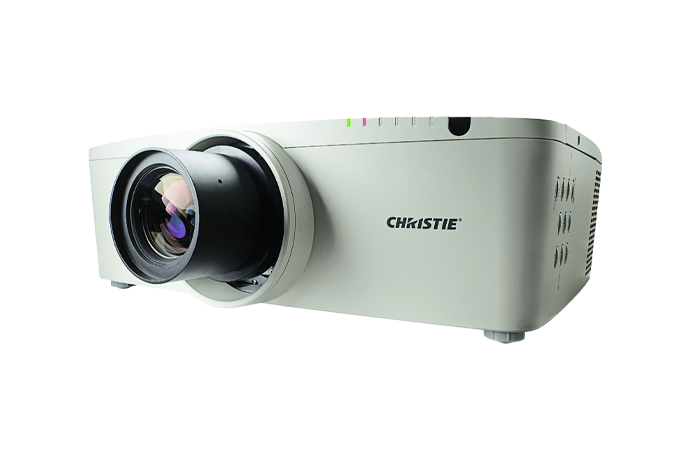 Christie LW555 LCD WXGA Projector | Christie Visual Solutions