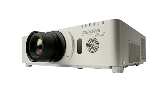 Christie LWU421 3LCD projector | Christie - Visual Display Solutions