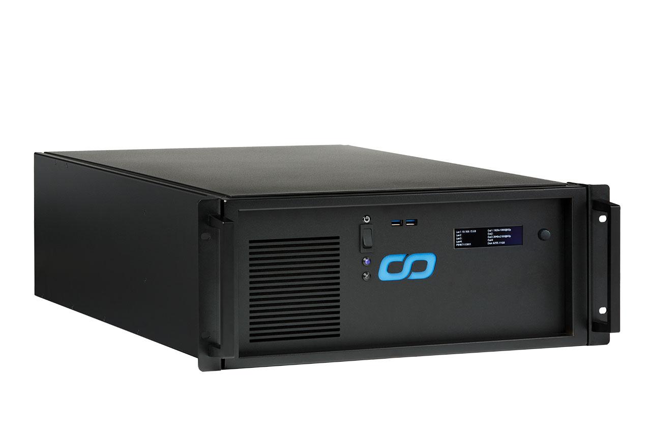 Christie Pandoras Box Server | Christie - Media Servers & Players