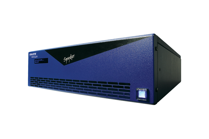 Video Processors | Christie Spyder | Visual Display Solutions