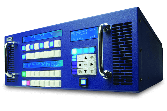 Christie Universal Routing Switcher (URS) | Christie - Audio Visual Solutions