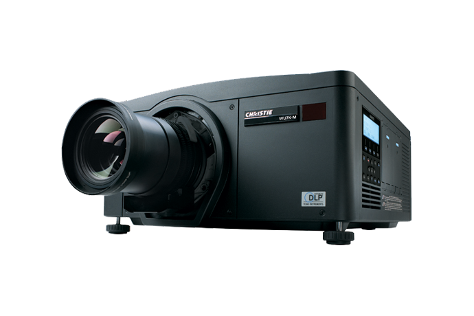 Christie WU7K-M WUXGA 3DLP Projector | Christie Visual Solutions