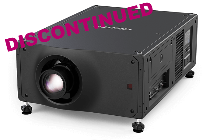 Crimson HD25 laser projector | Christie - Audio Visual Solutions