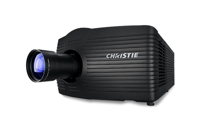 Mirage 4K25 DLP 3D projector | Christie - Visual Display Solutions