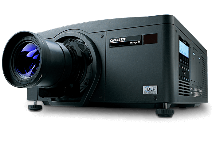 Mirage HD10K-M 3D 3DLP projector | Christie - Visual Display Solutions