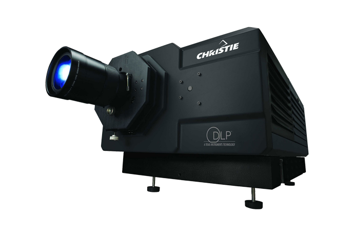Roadie 25K LE 3-chip DLP® projector | Christie Visual Display Solutions