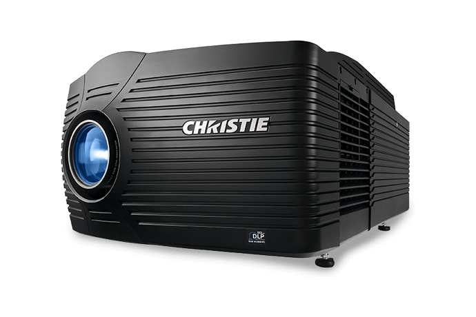 Christie Roadie 4K25 | Christie - Visual Display Solutions