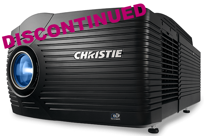 Christie Roadie 4K45 | Christie - Visual Display Solutions