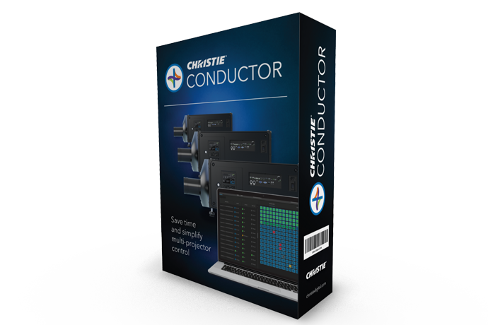 Christie Conductor | Christie - Audio Visual Solutions