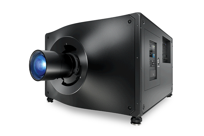 Christie D4K40-RGB laser projector | Christie - Audio Visual Solutions