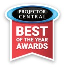 Projector Central best of the year award 2019