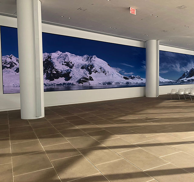 Interactive Corp LED video walls