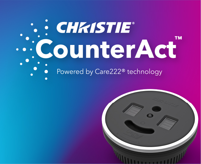 Christie-CounterAct-uv-disinfection