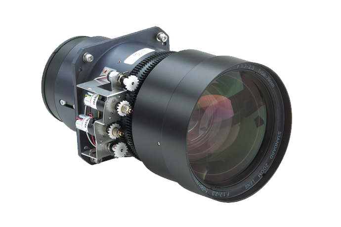 1.5-2.0:1 High Performance Zoom Lens