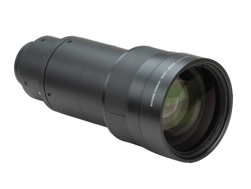 2.2-3.0:1 High Brightness Lens38-809076-XX