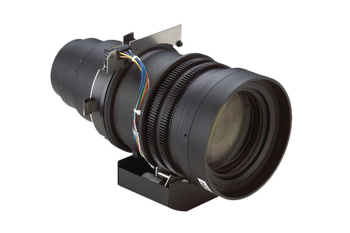 4.1-6.9:1 HD Zoom Lens | Christie - Audio Visual Solutions