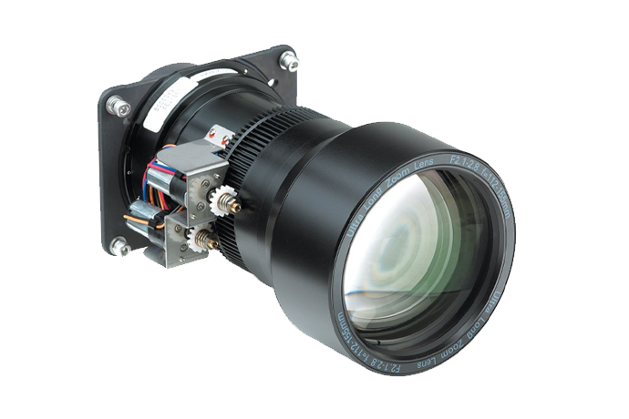 4.3-6.0:1 Zoom Lens | Christie - Audio Visual Solutions