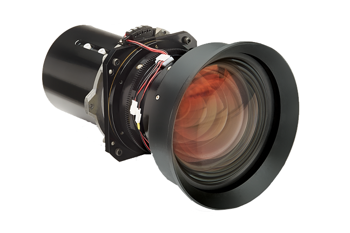 1.5-2.0:1 short zoom lens140-110103-XX