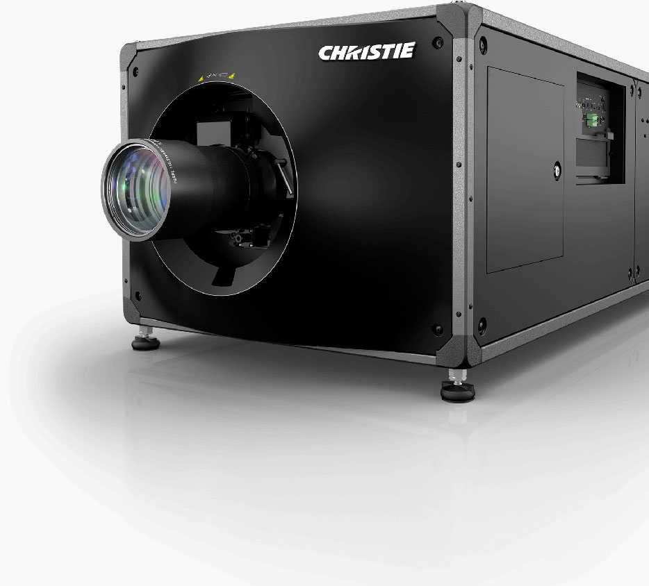 Christie D4K40-RGB laser projector