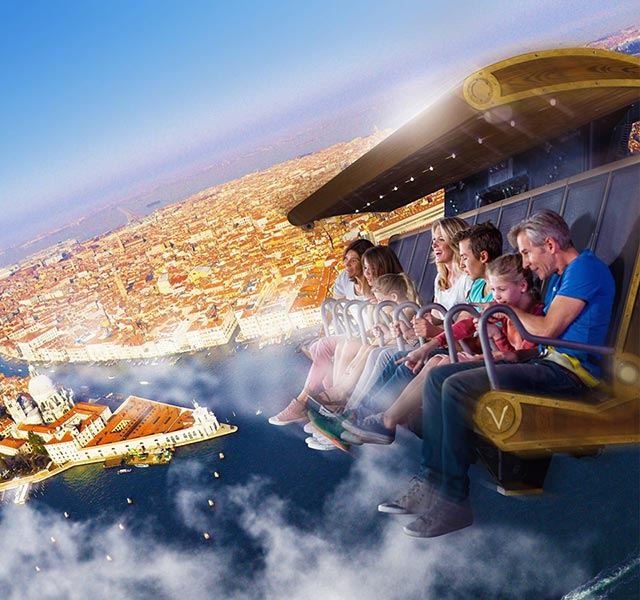 Theme parks & attractions