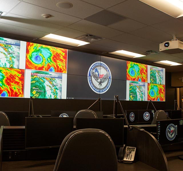Terra ties it all together at Montgomery County EOC